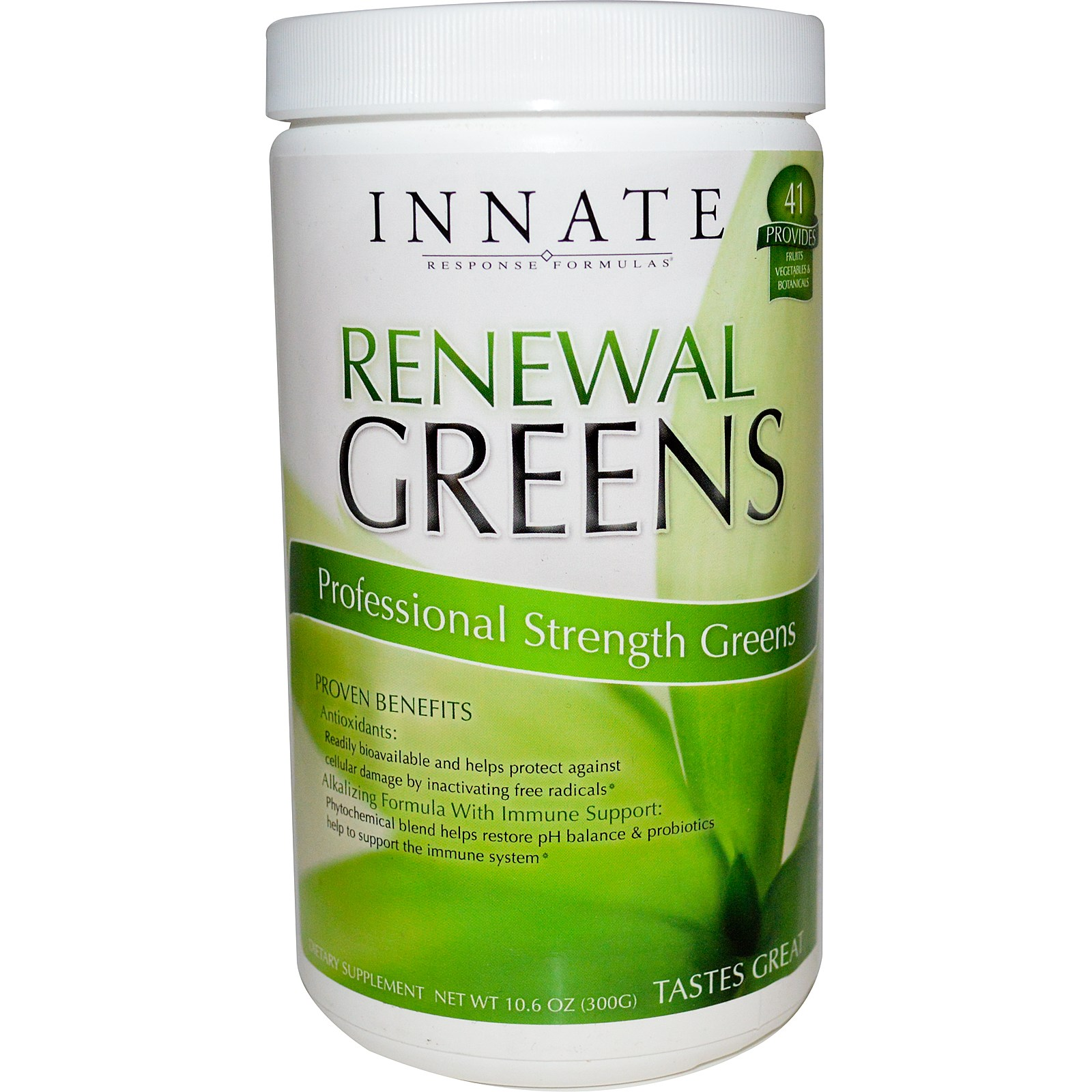 INNATE RESPONSE RENEWAL GREENS: